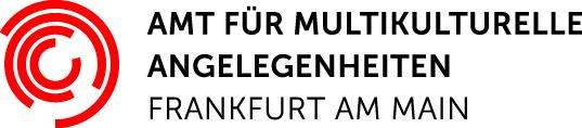 Logo des Amts für multikulturelle Angelegenheiten Frankfurt am Main